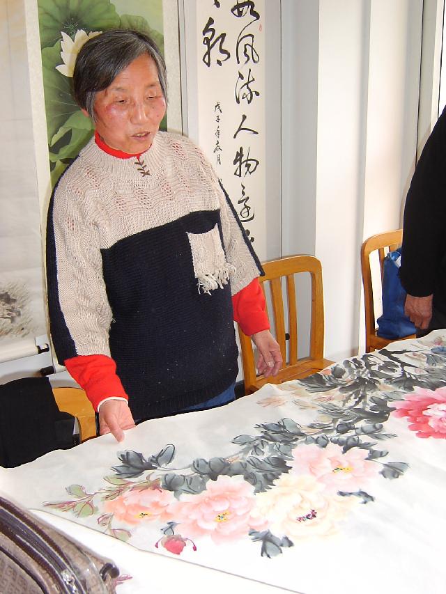 上海のおばさま