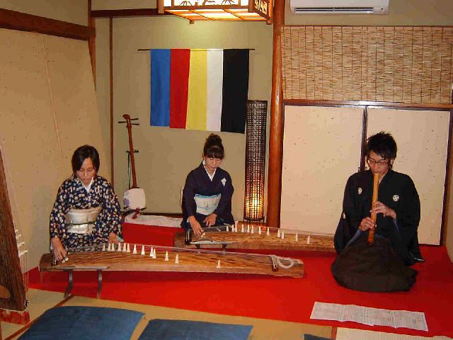 七夕・和の音楽会